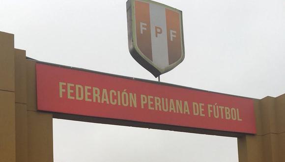 Federación Peruana de Fútbol tiene una deuda con la Sunat de tres millones de soles. (Foto: GEC)