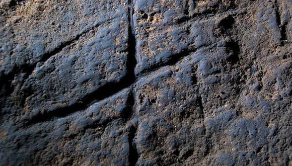 Hallan primeros vestigios de arte rupestre neandertal