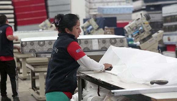 El aumento del empleo formal se da en 12 principales ciudades del país, entre ellas Chincha, Puerto Maldonado, Huancayo, Tarapoto, Arequipa e Ica, según el MTPE.(Foto: USI)