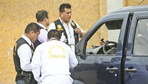 Callao: cae un supuesto implicado en crimen de Wilbur Castillo