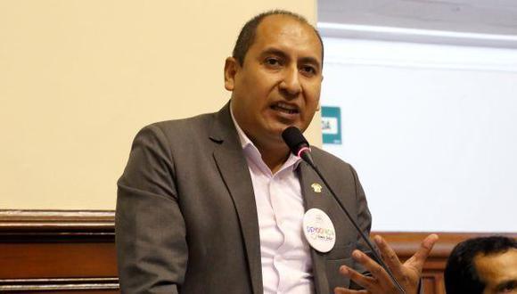 Comisión de Ética: Arce presentará nueva denuncia contra Melgar