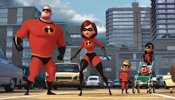 La segunda entrega de la historia de la superfamilia llega a la pantalla grande 14 años después de la primera. [Foto: Pixar]