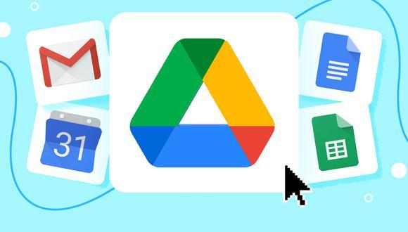 Conoce cómo poder liberar espacio en Google Drive con este truco. (Foto: MAG)