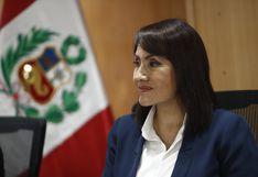Conoce a la mujer que se encargará de regular el tránsito en Lima y Callao