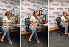 Magaly Medina recibe sorpresiva llamada de Sheyla Rojas y la invita a su programa | VIDEO
