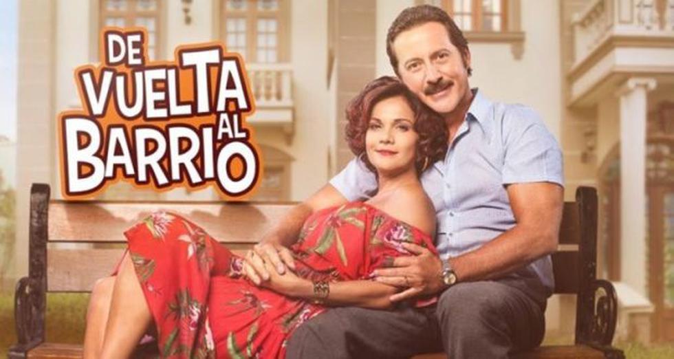 """El último domingo se dio a conocer que cuatro actores de la exitosa teleserie """"De vuelta al barrio"""" habían dado positivo al COVID-19. (Foto: América TV)"""