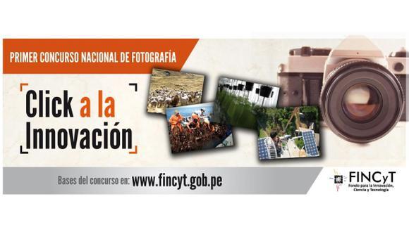 Convocan a concurso fotográfico nacional Click a la Innovación