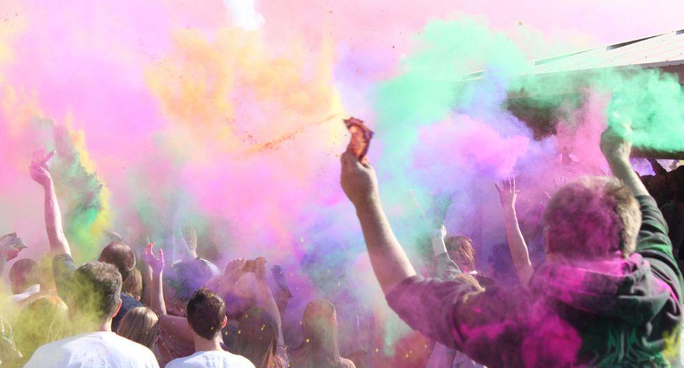 Estos son los festivales más coloridos del mundo - 4