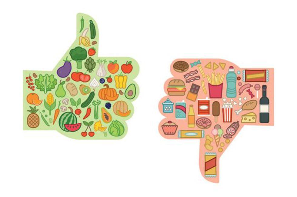 """Categorizar a algunos alimentos como """"malos"""" los hace más deseables, advierten algunos. (Foto: Getty)"""