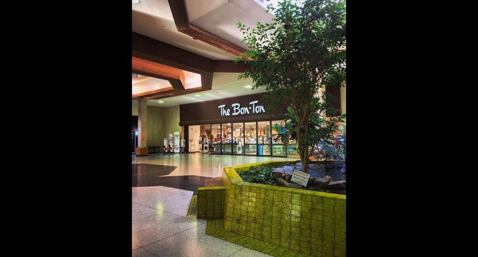 Los centros comerciales de EE.UU en total abandono - 11