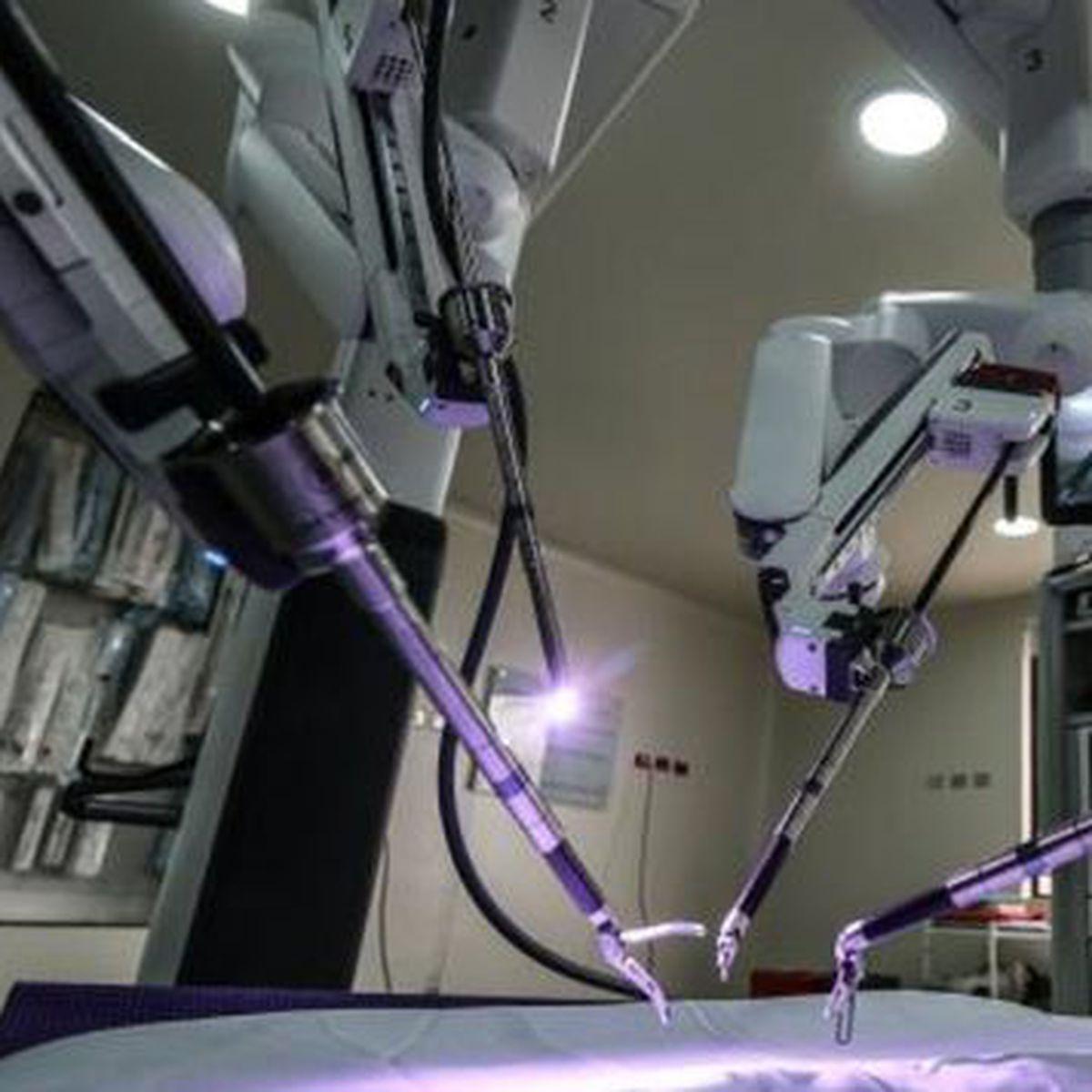 youtube cirugía de próstata con robot con
