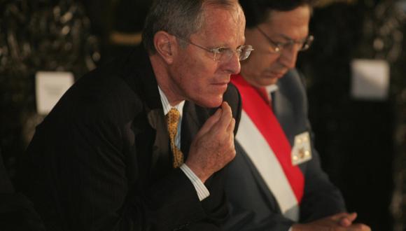 El fiscal Pérez sostiene que PPK habría conocido de las tratativas de Alejandro Toledo con Odebrecht. (Foto: Ernesto Arias/Archivo)