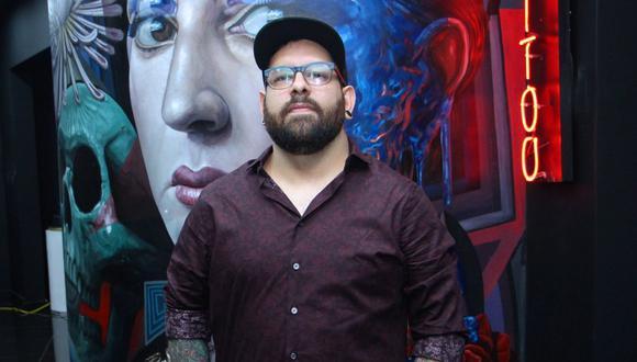 Zhimpa Moreno es un artista plástico peruano que lleva 17 años mostrando sus expresiones en tattoos por todo el mundo. Es referente con un estilo reconocido en diversas convenciones internacionales. (Foto: Instagram)
