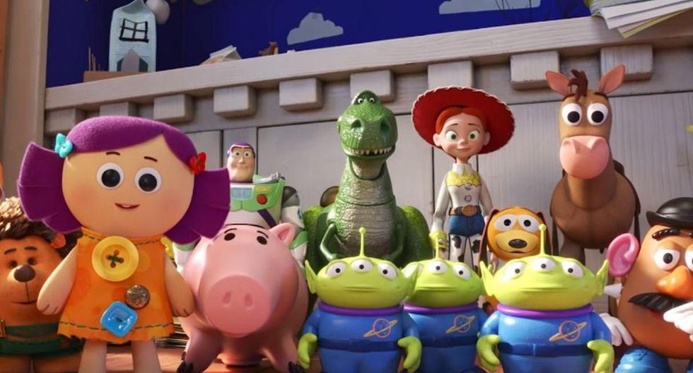 """""""Toy Story 4"""" y el cameo más tierno que confirma que las películas de Pixar forman parte del mismo Universo. (Foto: Disney pixar)"""