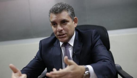 El fiscal considera que el acuerdo con Odebrecht estimula a otras empresas a acogerse a la colaboración eficaz. (Foto: Anthony Niño de Guzmán)
