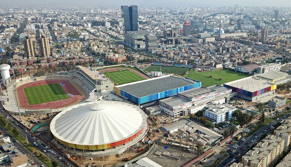 La Videna de San Borja recibirá cerca de 10 mil deportistas. (Foto: archivo El Comercio).