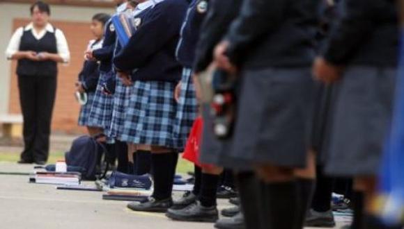 Escolar de 8 años no iba al colegio por maltrato de profesor