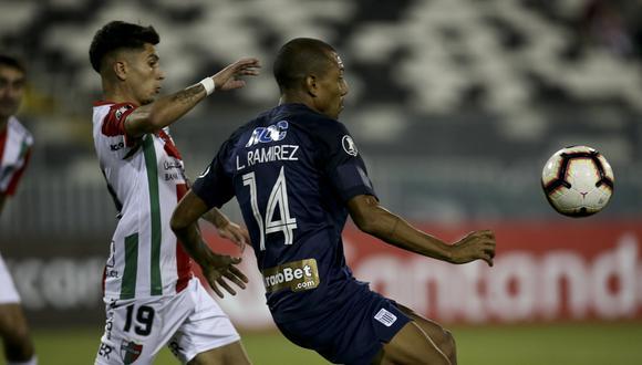 Alianza Lima vs. Palestino EN VIVO: 'Cachito' Ramírez fue expulsado por doble amarilla   VIDEO. (Video: FOX Sports 2/Foto: AFP)