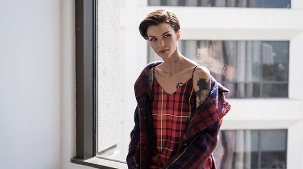 """La modelo, dj y actriz Ruby Rose será la protoganista de la nueva serie """"Batwoman"""", basada en los cómics de DC. (Foto: Agencias / Instagram)"""
