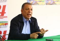 Elecciones 2021: Marco Arana lidera fórmula presidencial del Frente Amplio