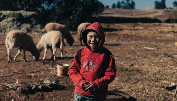 La Fundación Niños del Aro Iris brinda educación inicial y primaria a niños de 3 a 13 años en condición de vulnerabilidad. (Foto: Fundación Niños del Aro Iris)
