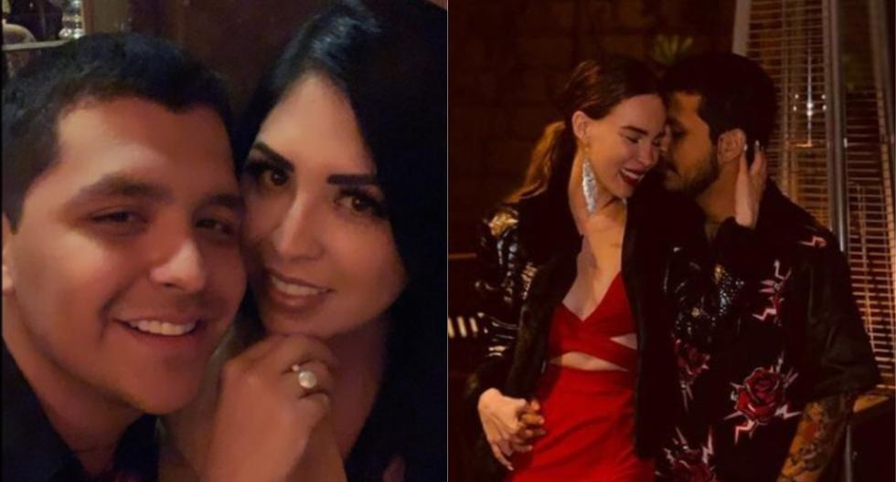 Mother of Christian Nodal after his son's commitment to Belinda: