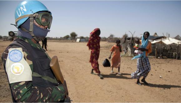 """Producto de estos abusos, varias de ellas salieron embarazadas y llamaron a los niños como los """"Petit Minustah"""", en referencia al acrónimo de paz de la ONU en Haití. (Foto: AFP)"""