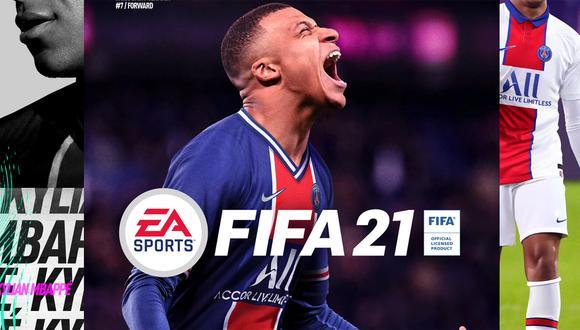 FIFA 21 está disponible desde el pasado 9 de octubre. (Difusión)