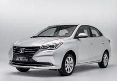 Changan New Alsvin: la firma china presentó al mercado peruano su nuevo sedan