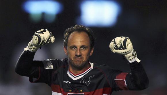 Rogério Ceni, emblemático ex arquero de Sao Paulo, es el nuevo técnico del Cruzeiro | Foto: Reuters