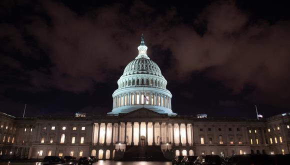 La Cámara de Representantes de Estados Unidos seguirá dominada por los demócratas, mientras que los republicanos están a un escaño de la mayoría en el Senado. (Foto de SAUL LOEB / AFP).