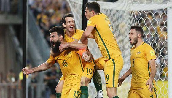 En los últimos días se especuló con la llegada de Jürgen Klinsmann a la dirección técnica de Australia. Lo cierto es que los oceánicos llegarán con técnico con tiempo justo para el Mundial Rusia 2018. (Foto: @@Socceroos)