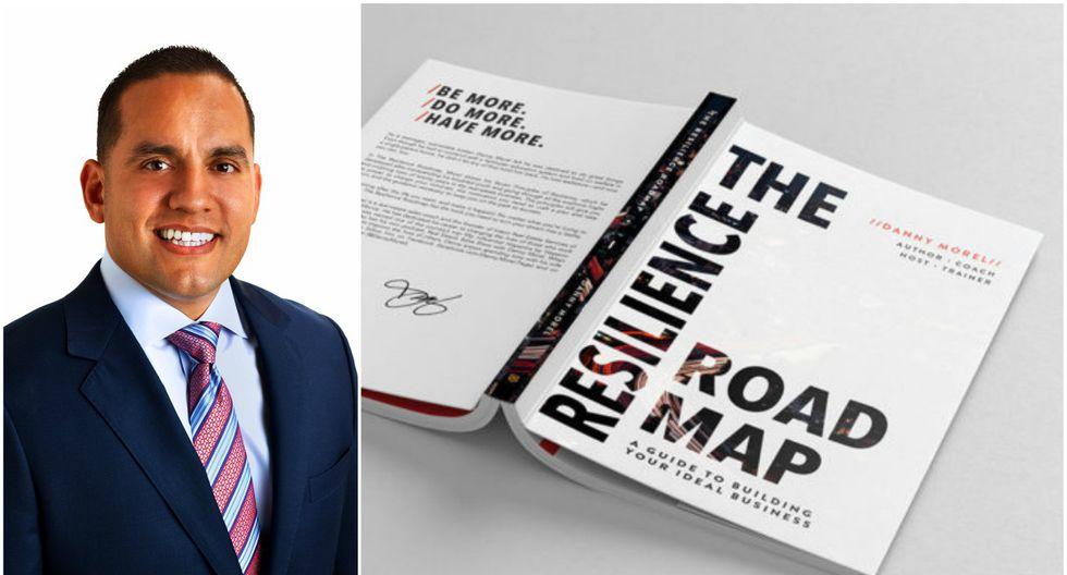 """Danny Morel, autor de The Resilience Roadmap y fundador de la universidad M.PIRE. """"Steve Jobs me enseñó a enfocarme en los negocios de una manera que no se centre en el dinero. No estaba vinculado al capital ni estaba interesado en 'los negocios por el bien de los negocios'. Él quería cambiar el mundo aportando valor a la sociedad"""", apuntó Morel."""