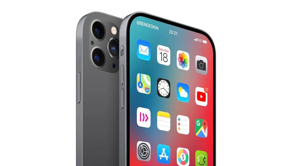 ¿Cómo será el próximo iPhone 13. Aún no se lanza el iPhone 12 pero ya hay novedades de su sucesor. (Foto: bengeskin)