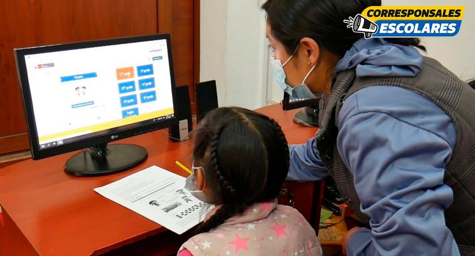 La diferencia en los canales de Aprendo en Casa ha generado una distinción en los aprendido por los escolares. (Foto: Andina)