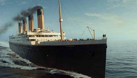 El Titanic se hundió el 15 de abril de 1912, con más de 1.500 de sus ocupantes (Foto: 20th Century Fox)