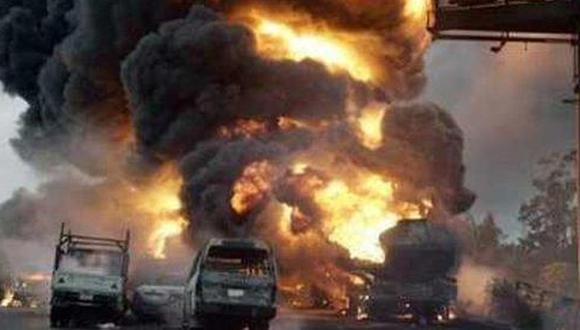 Nigeria: Explosión de camión cisterna deja al menos 69 muertos