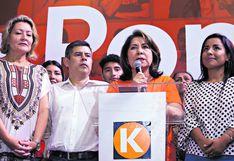 Fuerza Popular tras el impacto electoral