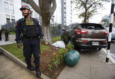Accidente en Av. Javier Prado: el momento en que conductora pierde control de su vehículo | VIDEO