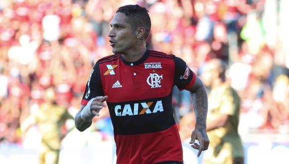 Paolo Guerrero está intratable en esta temporada. El artillero nacional alcanzó la barrera de 20 goles en 40 partidos con Flamengo. Una cifra digna de un ariete de clase mundial. (Foto: Web Flamengo)