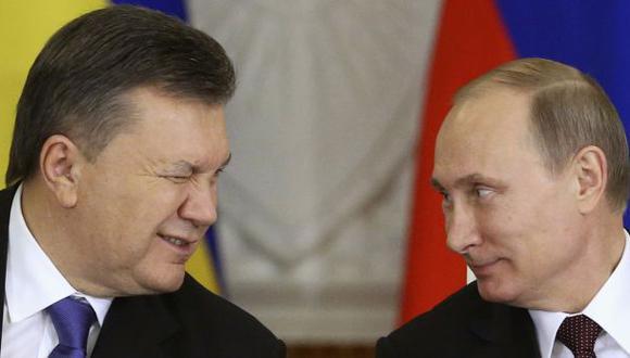 De presidente a fugitivo: Ucrania ordena capturar a Yanukovich