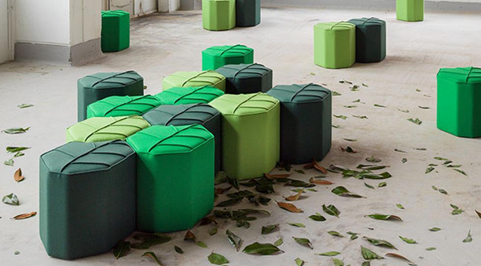Añade un detalle natural a tu decoración con estos asientos - 1