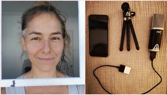 """La próxima edición de """"En construcción"""" de Denise Arregui contará con la participación del exministro Salvador del Solar. Fotos: Cortesía."""