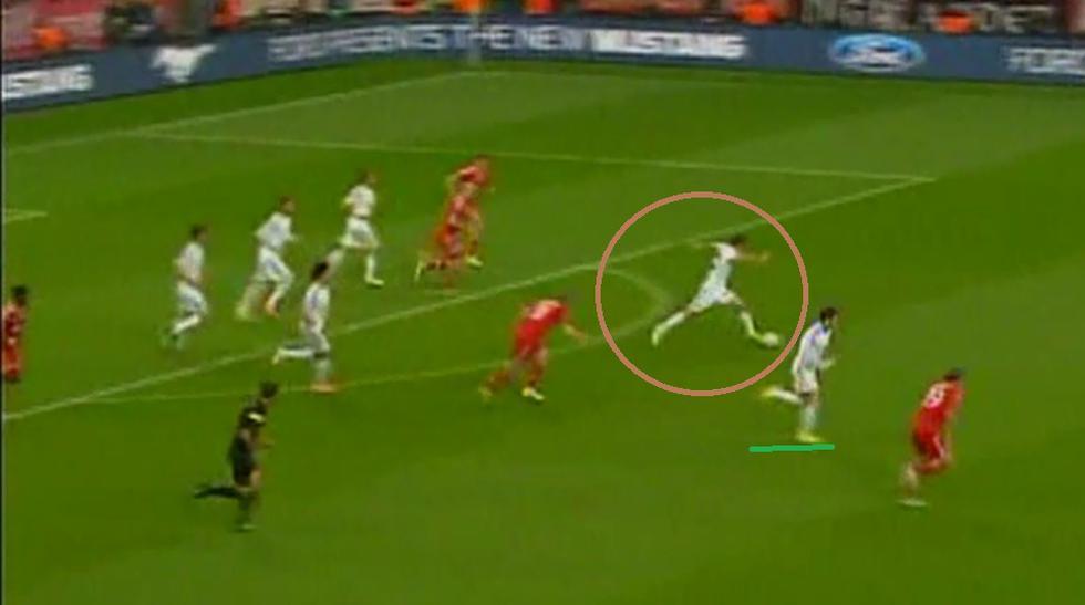 CUADROXCUADRO: así armó el Madrid una contra en 12 segundos - 5
