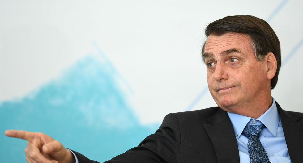 Los jefes de la Policía Federal y del fisco de Brasil amenazan con un abandono colectivo de sus cargos por la injerencia en la dirección de ambos organismos del presidente Jair Bolsonaro. (AFP).