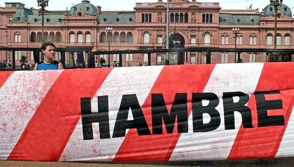 ¿Puede repetirse en Argentina una crisis como la de 2001? (Foto: Getty Images)