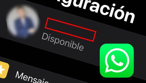 De esta manera podrás eliminar, por siempre, tu nombre de WhatsApp. (Foto: MAG)