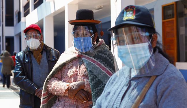 Desde octubre, solo tres provincias en el país estarán bajo cuarentena focalizada. Estas son Abancay (Apurímac), Huamanga (Ayacucho), y Huánuco en la región del mismo nombre (Foto: archivo)