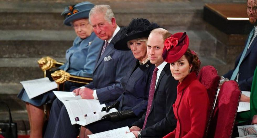"""The firm"": why the British royal family is called that and who is part of it"