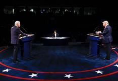 Trump vs Biden: 5 principales puntos del tenso último debate presidencial en EE.UU.